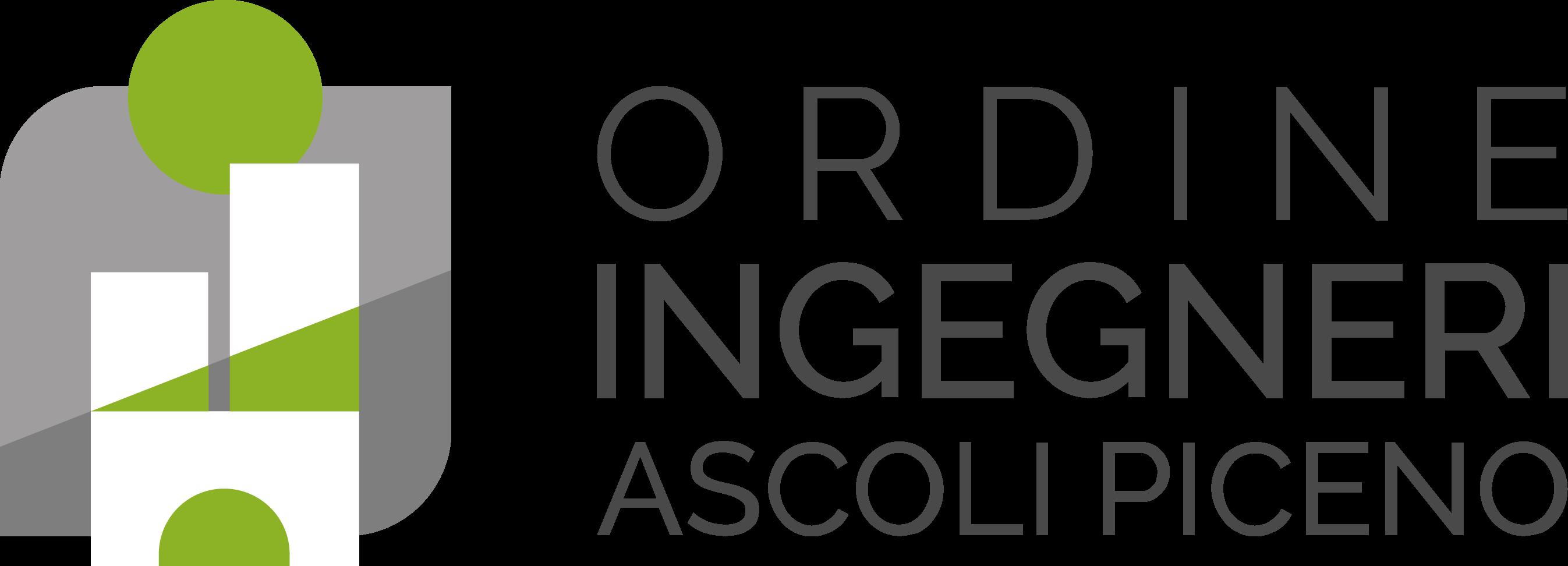logo Ordine Degli Ingegneri Ascoli