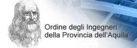 logo Ordine Ingegneri L'Aquila
